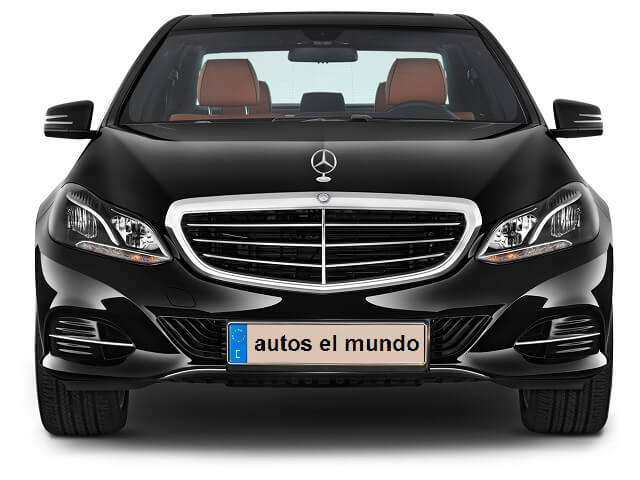 2015 Mercedes E class