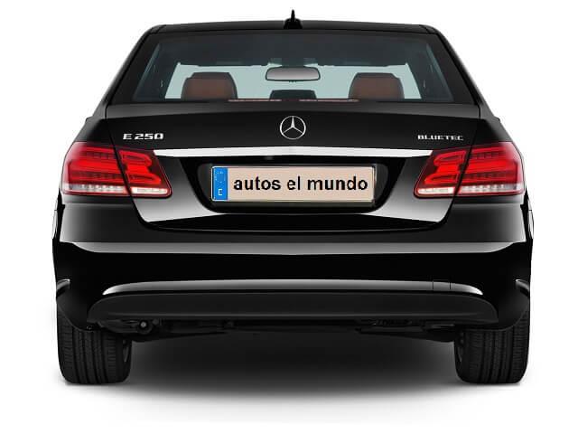 2015 Mercedes E class Luxury Sedan