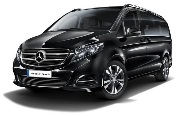 Best Used Minivan >> Mercedes V-Class – Autos El Mundo